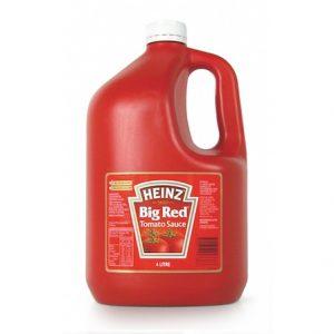 00738 Heinz Tomato Sauce 4Ltr
