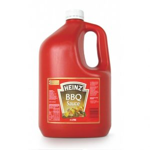 01108 Heinz BBQ SAUCE 4L