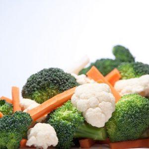 1016 Broccoli Cauliflower & Carrot 2kg