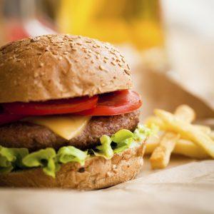 72351 Quick Cook Beef Burger 120g x 22 2.64kg