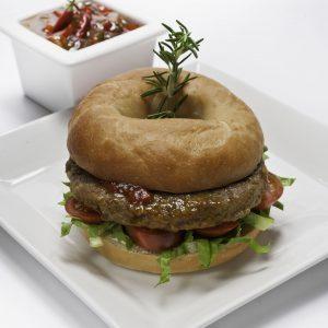 72591 Angel Bay Beef Burgers 85g (48) 4.08kg