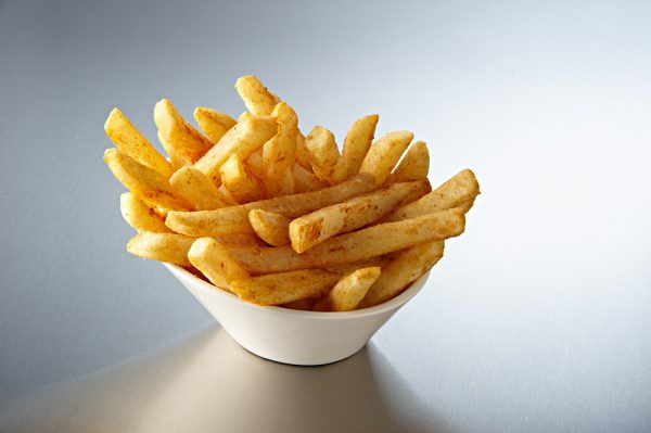 EDGELL BEER BATTERED CLASSIC CHIPS (BOWL)